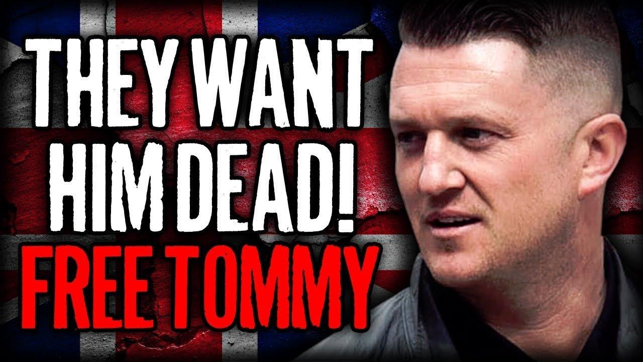 Wyrok śmierci W Białych Rękawiczkach Tommy Robinson