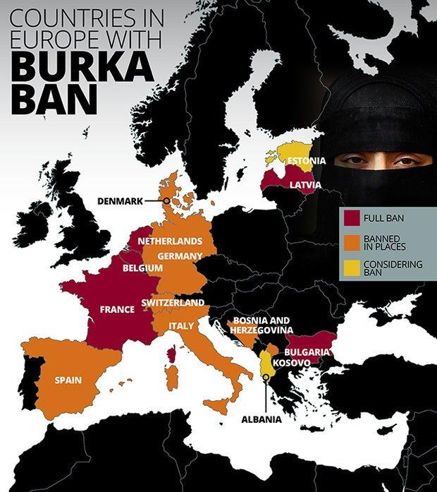 Znalezione obrazy dla zapytania burki zakazana